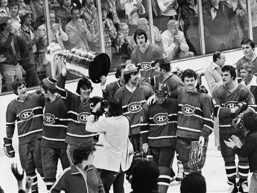 montreal canadians stanley cup 1977