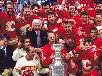 calgary flames stanley cup 1989