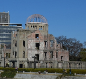 My visit to Hiroshima Peace Memorial Museum